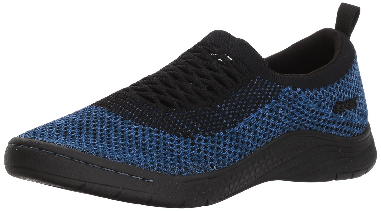 JSport by Jambu Women's Joy Sneaker B078SGGZMH 7.5 B(M) US|Navy/Light Grey