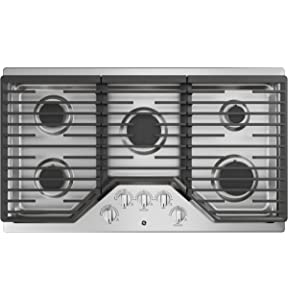GE JGP5036SLSS 36 Built-In Gas Cooktop