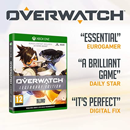 CHOOSE YOUR SIZE Game Xbox One PS4 Cool 2016 Overwatch Poster Tracer FREE P+P