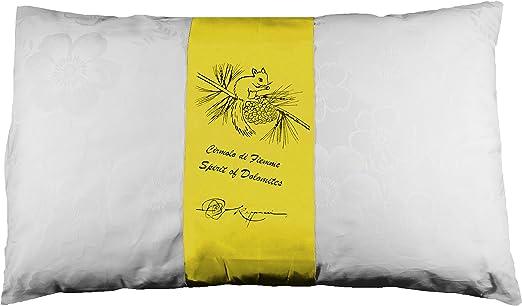 2 opinioni per Cuscino rilassante di cirmolo e falda di
