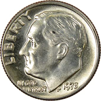 Coin from Original Mint Set 1999 D Roosevelt Dime ~ Uncirculated U.S