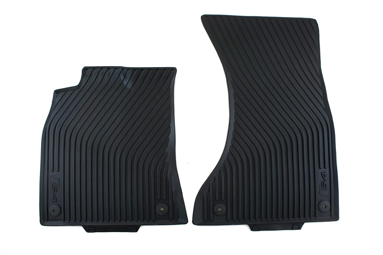 2016 Audi S4 Rubber Floor Mats Carpet Vidalondon