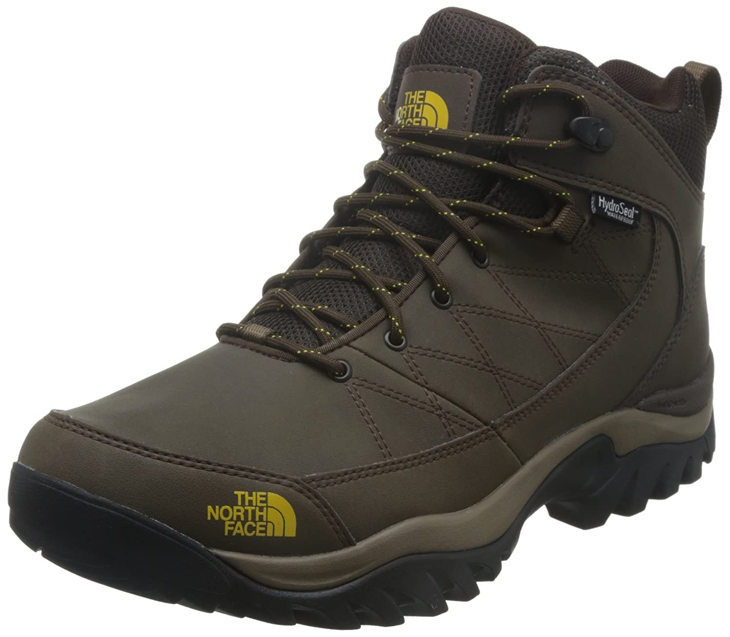 The North Face M Storm Strike WP, Botas de Senderismo Hombre 39 EU|Multicolor (Slategy/Lprdylw Nmd)