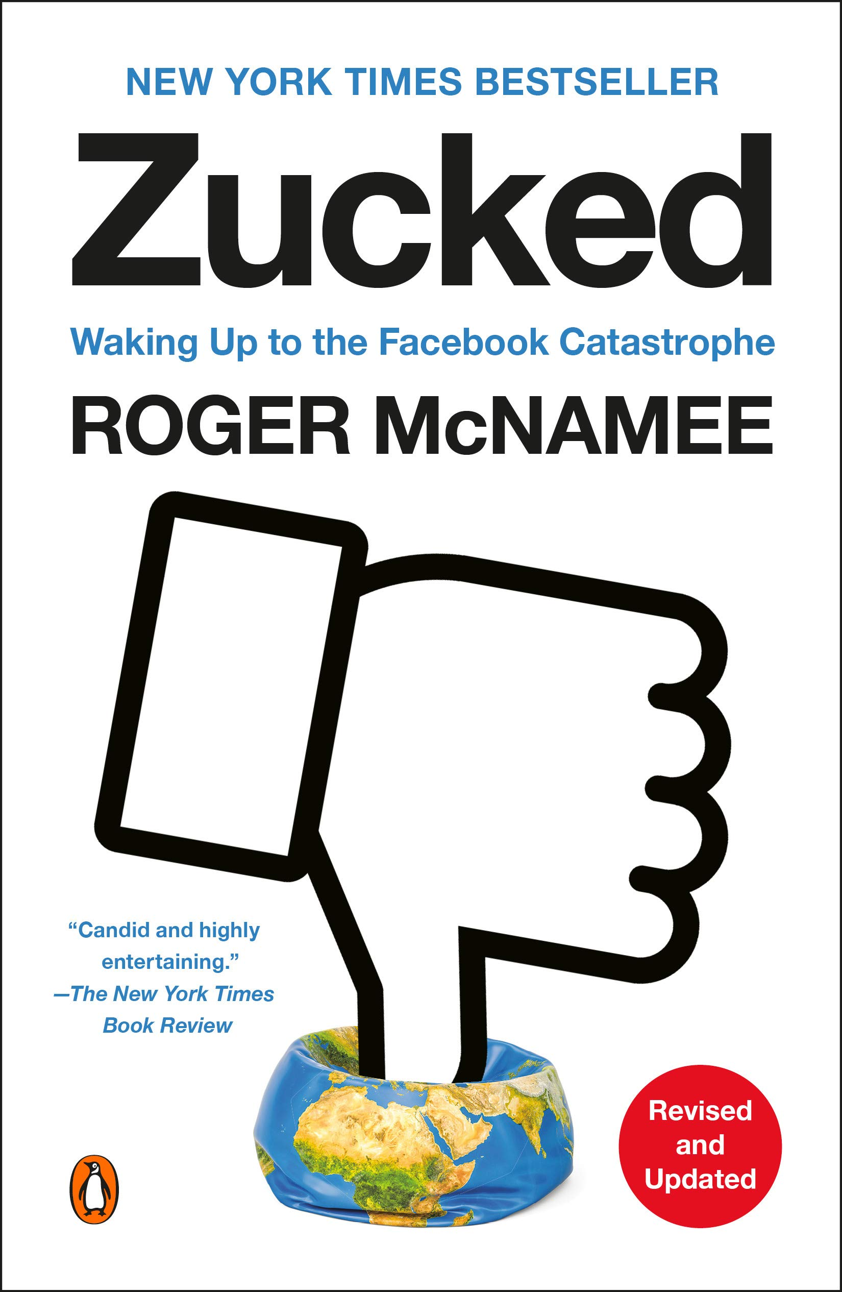 Waking Up to the Facebook Catastrophe Book by Roger McNamee Summary of Zucked Cityprint