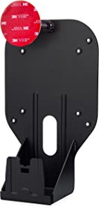 High Stability VESA Mount Adapter Bracket for HP Pavilion 25xi, 25bw, 25vx, 27xi, 27bw, 27vx (V2) | Includes Patent Pending Stabilizer | by HumanCentric