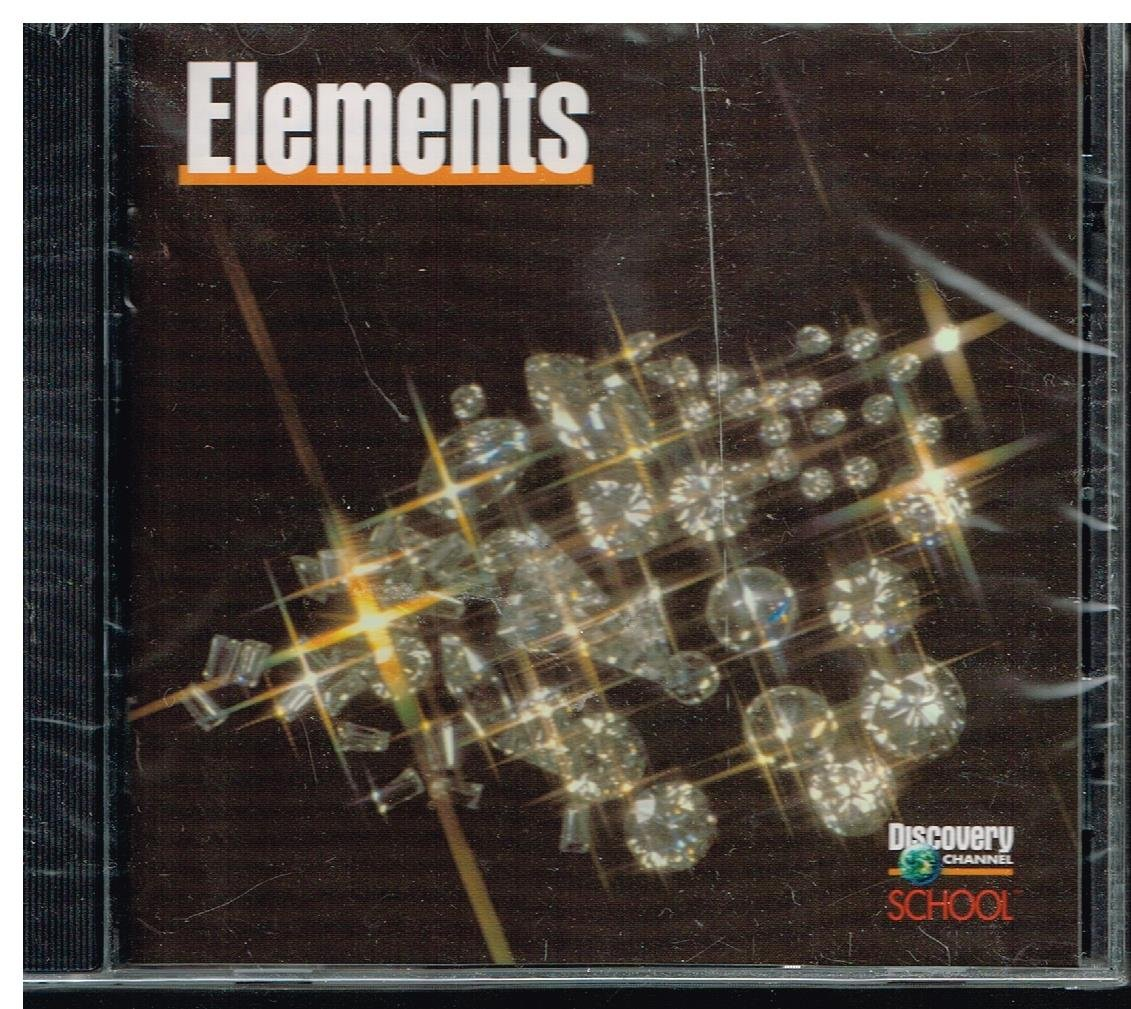 Discovery Channel School: Elements CD-ROM, Grades 5-8 (CD-ROM) by Discovery