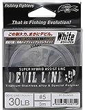 Fishing Fighters(フィッシングファイターズ) アシストライン デビルライン  ホワイト #5
