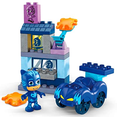 PJ Masks Catcar City Chase: Toys & Games
