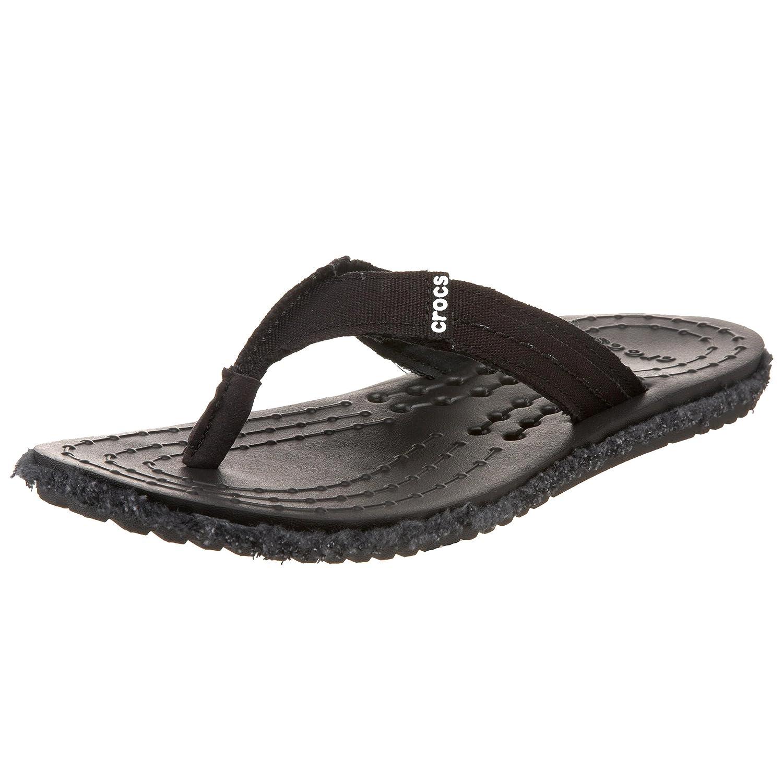 91656a84fd3f Crocs unisex melbourne flip flop black mens womens sandals jpg 1500x1500  Cute croc flip fops