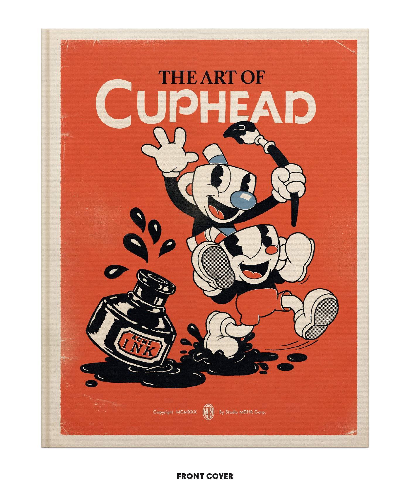 Art Of Cuphead Limited Edition: Amazon.es: Studio MDHR: Libros en ...