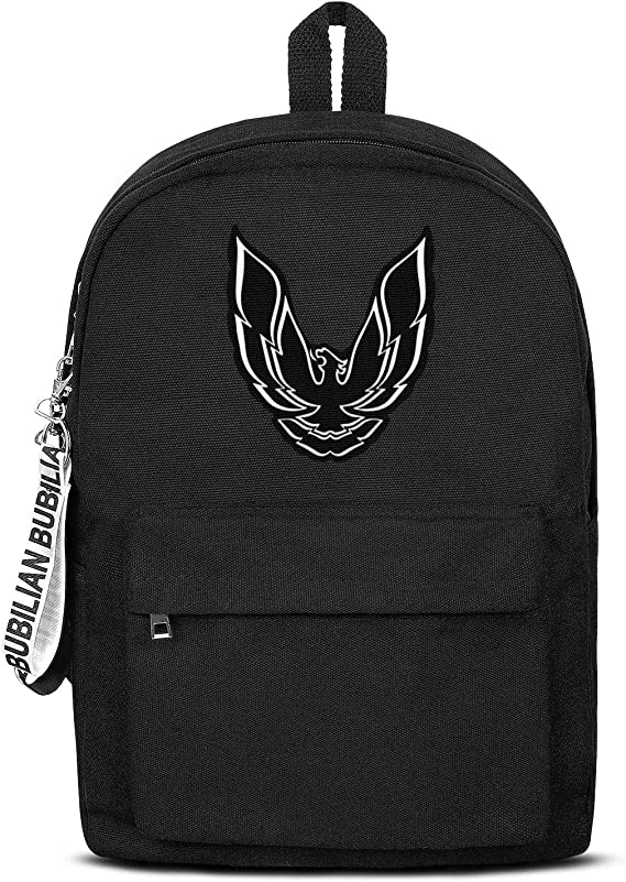 Shanke Unisex Classic Fashion Trans Am Firebird Casual Backpack Travel Backpack Laptop Backpack