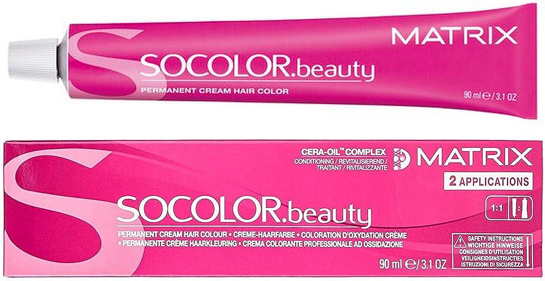 Matrix SoColor Beauty Hair Colour, 6N Dark Blonde Neutral 90 ml by Matrix SoColor Beauty