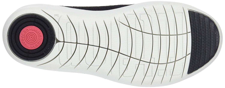 FitFlop Damen Uberknit Slip-on Ballerina Geschlossene Ballerinas, Schwarz, 001) Einheitsgröße Schwarz (schwarz 001) Schwarz, 1c042d