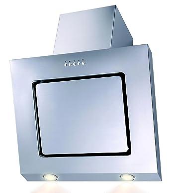SH60 de IX Campana extractora acero inoxidable LED borde de ...