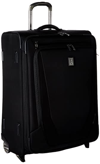Travelpro Crew 11 - 26 Expandable Rollaboard Suiter (Black) Suiter Luggage LrDKU6ZV89