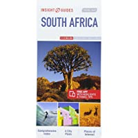 Insight Guides Travel Map South Africa