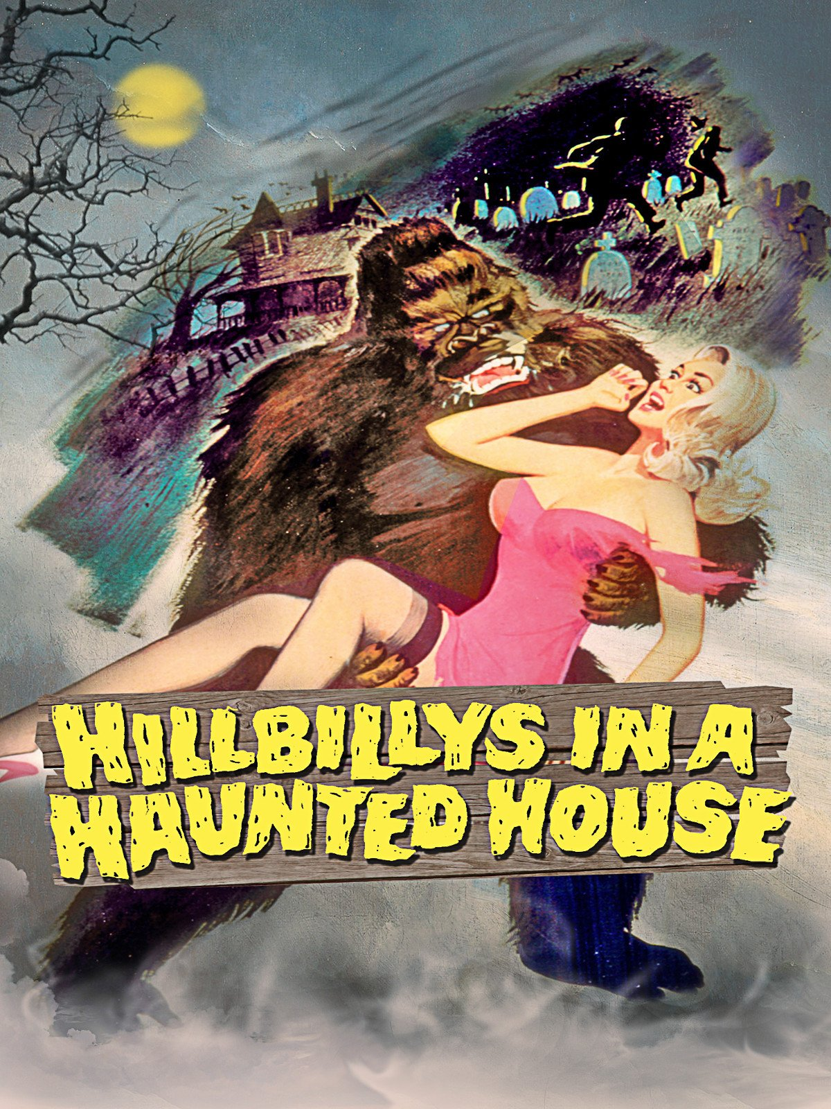 Watch Hillbillys In A Haunted House | Prime Video