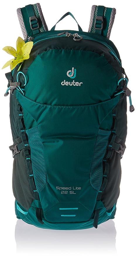 shop factory price best loved Deuter Speed Lite 22 SL, Alpinegreen/Forest: Amazon.in ...