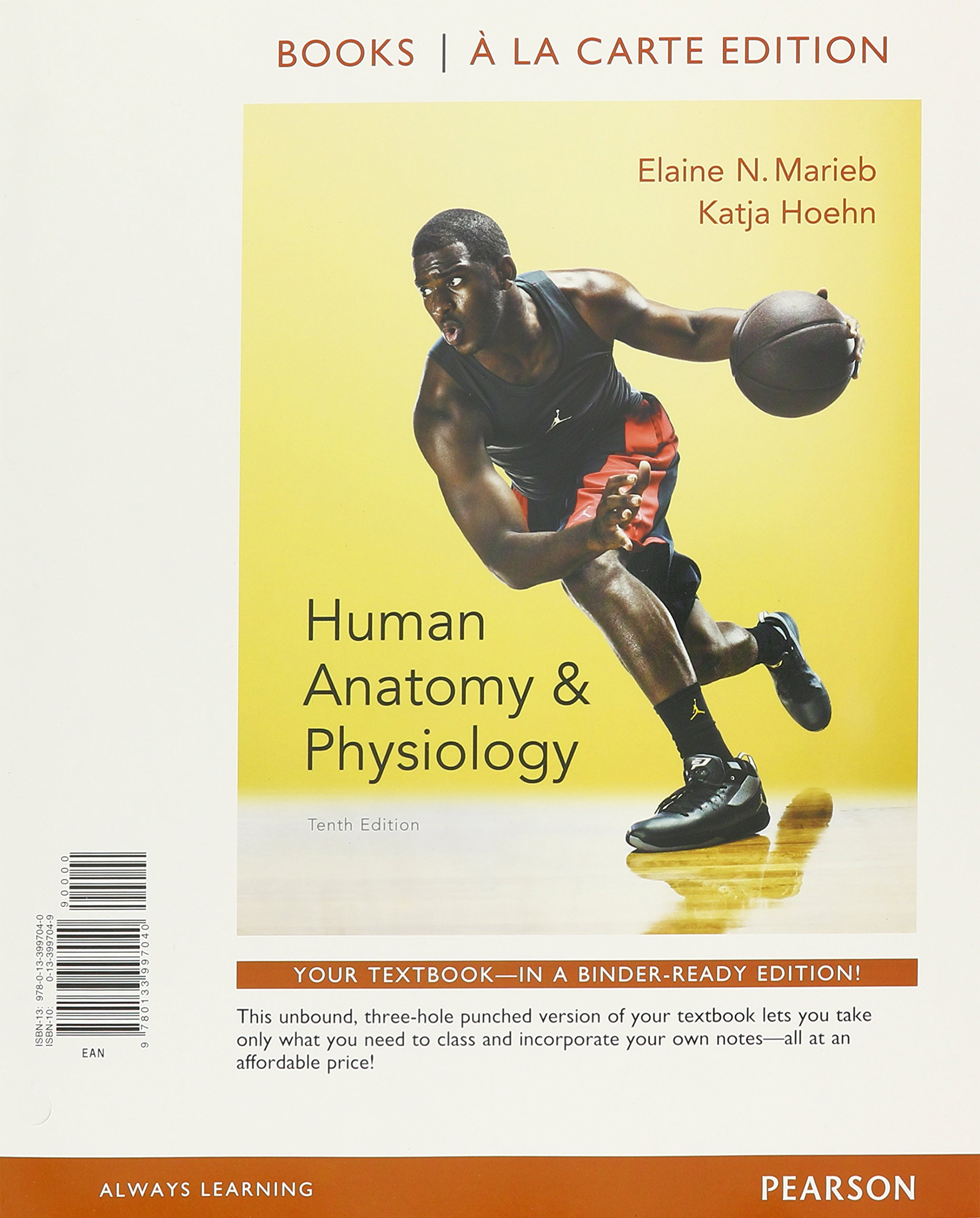 Human Anatomy & Physiology + Modified Masteringa&p With Pearson ...