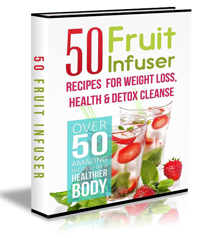 FREE Fruit Infusion Recipe Ebook Gift Included NA LA Organics Fruit Infuser Water Bottle 24 oz BPA Free Tritan Leak Proof Sport Water Bottle