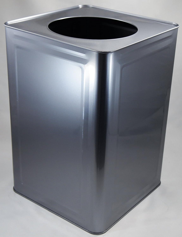 12缶入り 18L(5ガロン)6インチ缶ティンフリー生地 B079BRGWWH