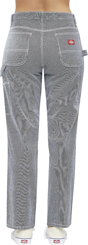 Carpenter Pant Striped Dickies Girl