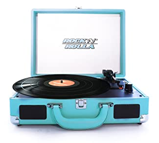 Rock 'N' Rolla Jr. - Portable Briefcase