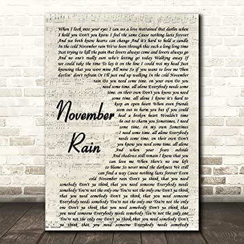 From The Ground Up Rustic Script Song Lyric Quote Print