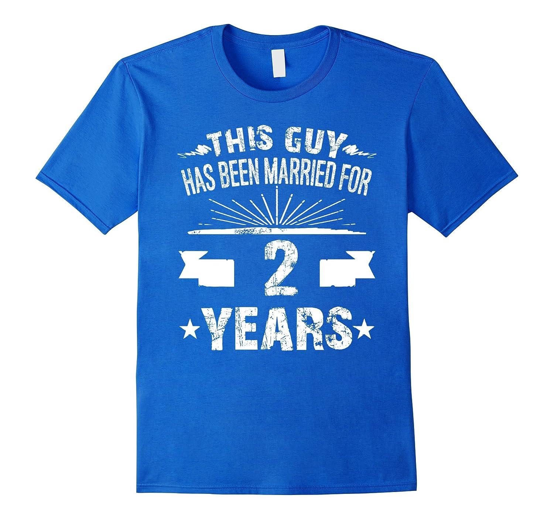 2 Year Wedding Anniversary Ideas For Him: 2nd Wedding Anniversary Gifts 2 Year Shirt For Him-CD