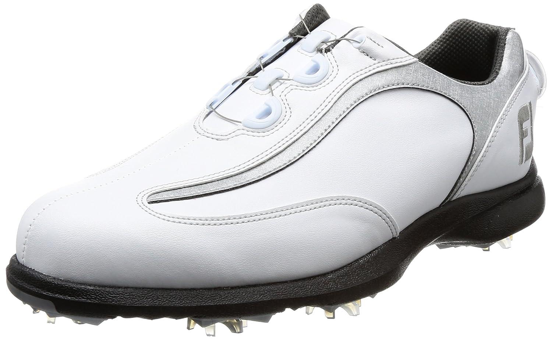 [フットジョイ] ゴルフシューズスポーツLT 53230J B072ZVC67P 24.5 cm ホワイト/シルバー2017モデル