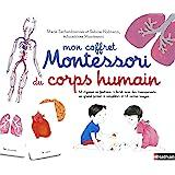 Mon coffret Montessori du corps humain - Dès 3 ans
