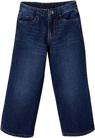 Vertbaudet - Pantalones vaqueros (talla 7/8)