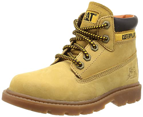 Cat Footwear P102004 - Botas para niños, Amarillo - Jaune (Honey Reset),