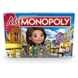 Hasbro Gaming MS. Monopoly Board Game