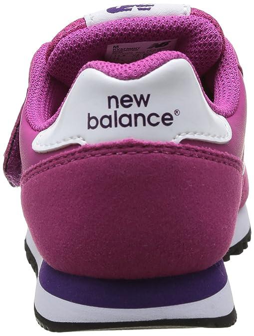 NEW BALANCE KV373 .MNY fuchsia baby shoes sneakers tear: Amazon.co.uk: Shoes  & Bags