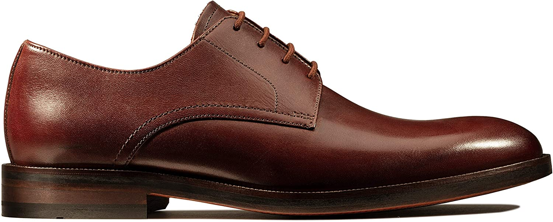 Clarks Oliver Lace Wide Mens Smart Lace Up Shoes