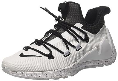 60be86c05952 Nike Air Zoom Grade Mens 924465-100 Size 8 White Black-White