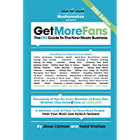 Get More Fans: The DIY Guide To The New Music Business: (2020 Edition) book cover