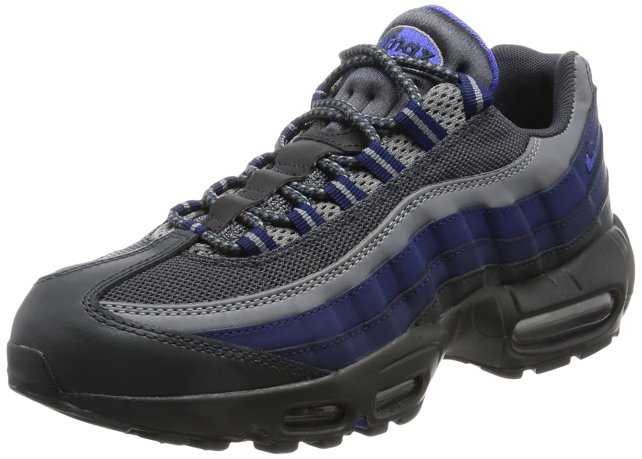 best loved 835f8 d3454 Galleon - Nike Air Max 95 Essential Mens Running Trainers 749766 Sneakers  Shoes (us 8, Gray 011)