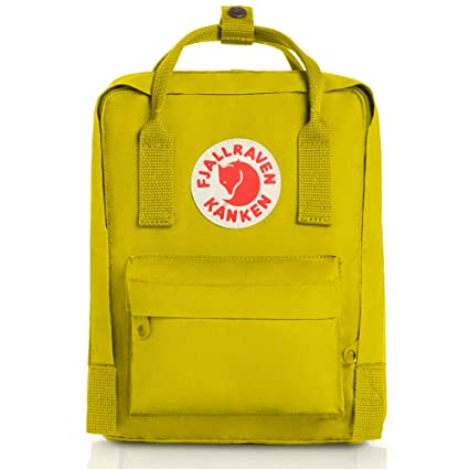 Fjallraven Kanken Mini Backpack (Birch Green),One Size: Amazon in