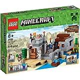Lego - 21121 - Minecraft - Jeu de Construction - l'avant-Poste dans Le Désert