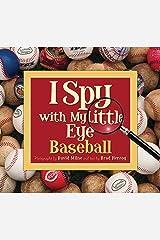 I Spy with My Little Eye Baseball Kindle Edition