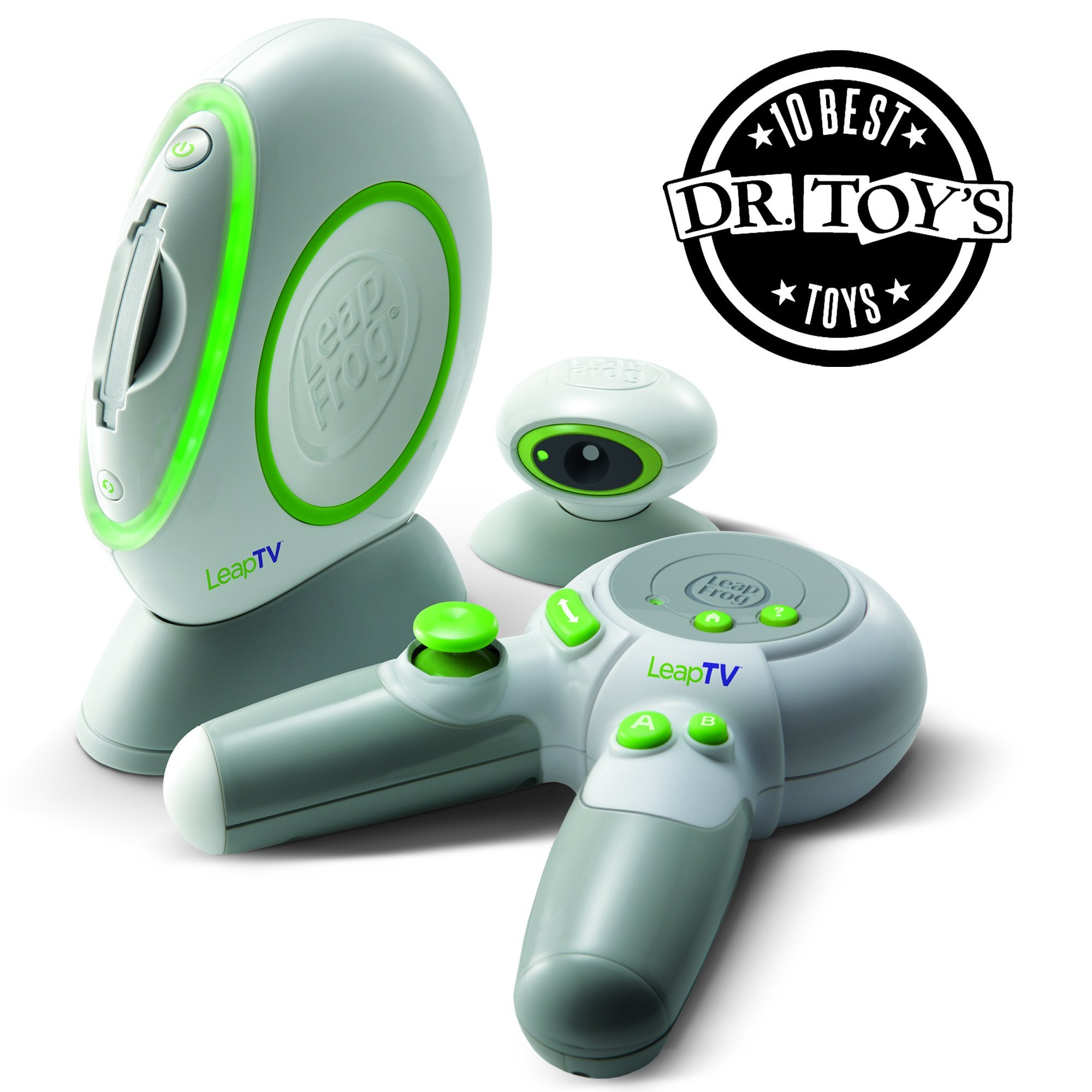 LeapFrog LeapTV Educational Gaming System(Discontinued by manufacturer) (Renewed) by LeapFrog (Image #3)
