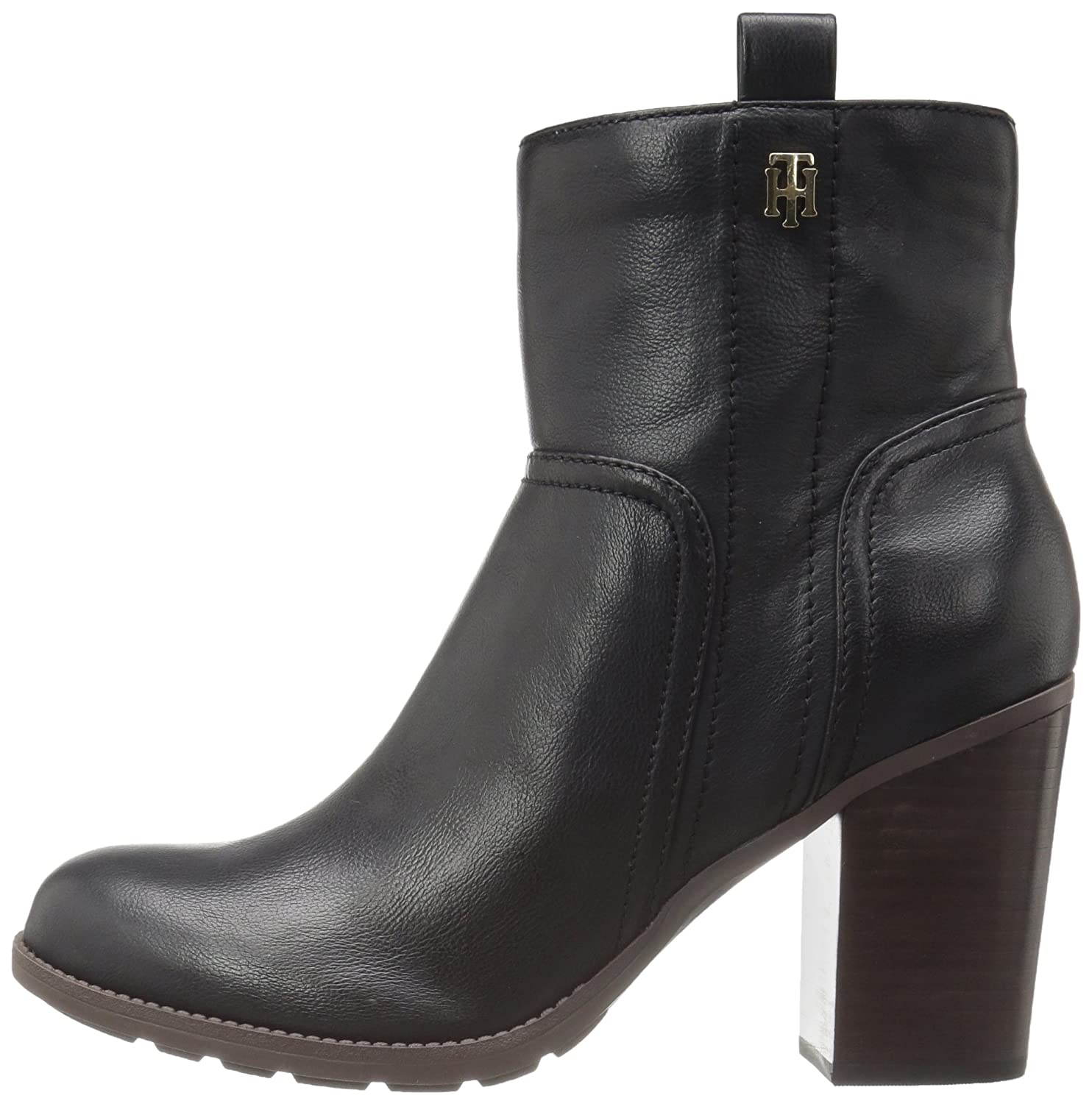 ffd372592e4f0 Tommy Hilfiger Women s Darcell Ankle Bootie  Amazon.co.uk  Shoes   Bags