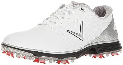 435228faee3d Callaway Men s Coronado Golf Shoe White Black 9.5 ...