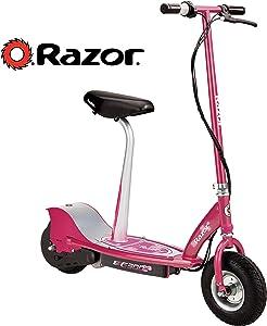 Razor E300S Seated Electric Scooter - Sweet Pea