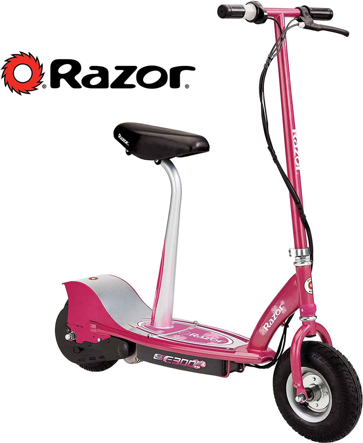 Razor Seated Electric Scooter}