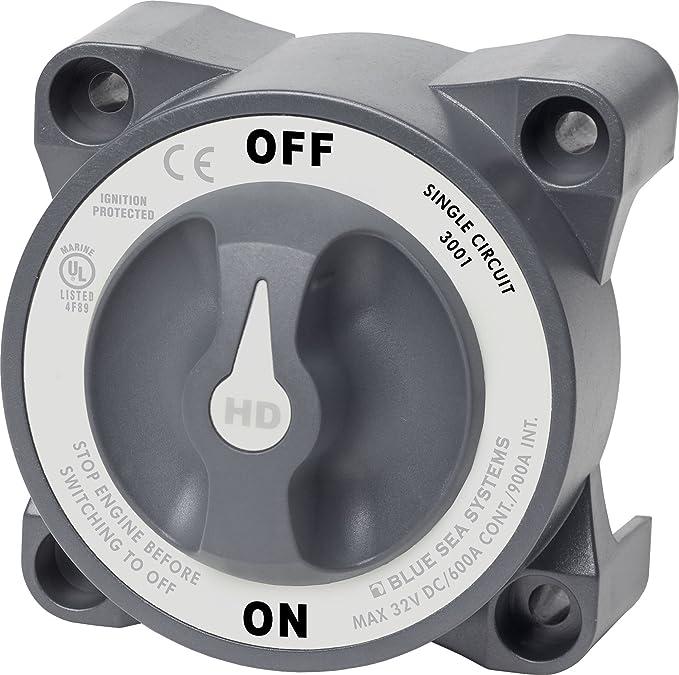 SE BT1 Battery Switch