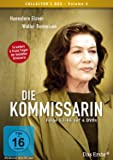 Die Kommissarin, Vol. 5 / Folge 53-66 [Collector's Edition] / 14 weitere & finale Folgen der beliebten Krimiserie mit Hannelore Elsner [4 DVDs]