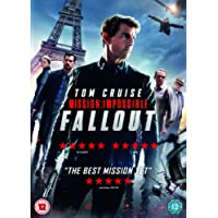 Mission: Impossible - Fallout (DVD) [2018]